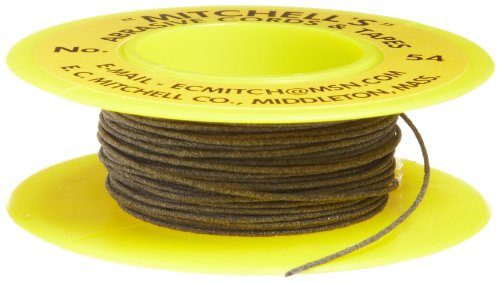 Mitchell Inc. Mitchell Abrasives 60-C Round Crocus Polishing Cord .015 Diameter x 50 Feet .015 Diameter x 50 Feet E.C
