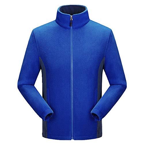 Los hombres de la chaqueta de gran tamaño grande y alto de los hombres de la ropa de la chaqueta de forro de otoño primavera Cardigan más abrigo