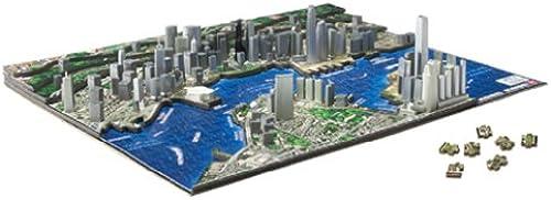 bajo precio YANOMAN 4D CITY CITY CITY SCAPE TIME PUZZLE - HONG KONG (1000 Piece Puzzle) (japan import)  ofrecemos varias marcas famosas