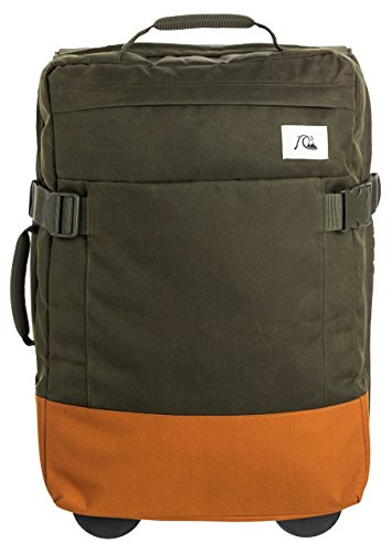 Quiksilver Rollo maletín Short Delay Modern Original Wheeled Suitcase, Forest Night, 47 x 33 x 22 cm, 37 L, eqybl0 3054 de csn0