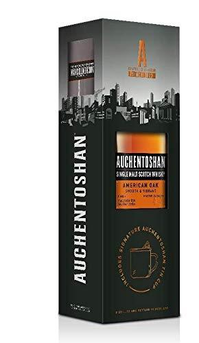 Auchentoshan American Oak + Taza, 700ml