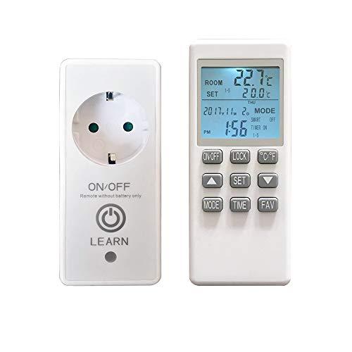 VIESTA, Weiß, TH15 Thermostat