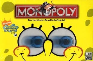 Hasbro - Monopoly SpongeBob von Hasbro