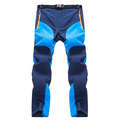 XFentech Pantalones Escalada - Pantalones Deportivos Hombres A Prueba...