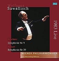 サヴァリッシュ / ウィーン・フィル 1983年 ザルツブルク・ライヴ (Bruckner : Symphonie Nr.9 | Mozart : Symphonie Nr.39 / Wolfgamg Sawallisch | Wiener Philharmoniker) (Live Recording Edition ~ 1983 Live) [2LP] [日本語帯・解説付] [Limited Edition] [Analog]