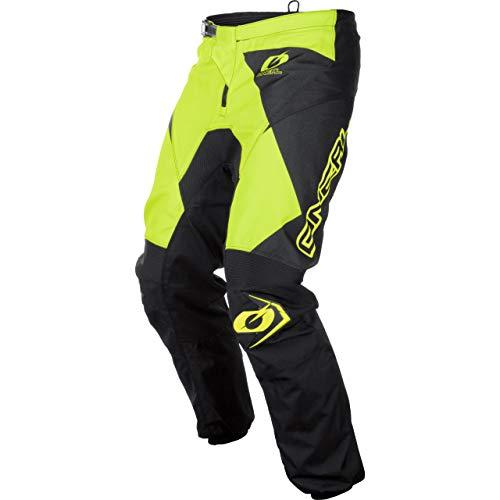 O'NEAL Oneal Ausrüstung für Fahrrad und Motocross, Größe 36, Gelb