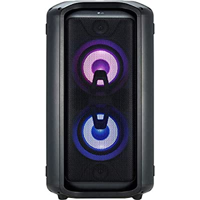 LG XBOOM RK7 Speaker System with Karaoke Creator from LG