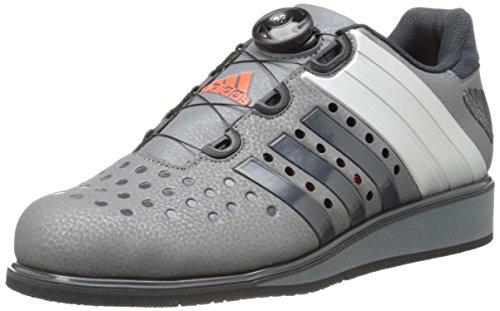 adidas Performance Men's Drehkraft Training Shoe,Iron Metallic Grey/Dark Grey/Silver,7 M US