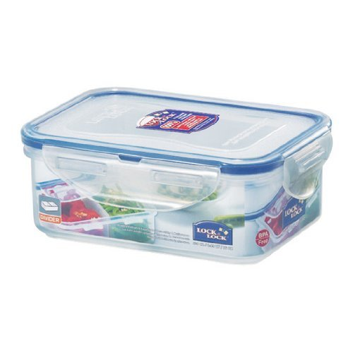 Lock & Lock HPL814T Multifunktionsbox 460ml für 250g Butter