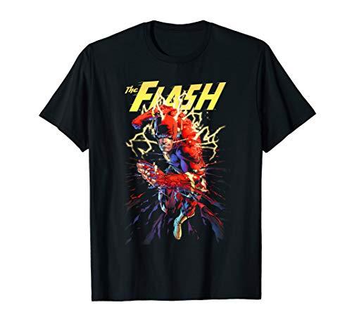 The Flash Ripping Apart T Shirt