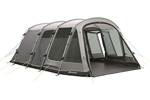 Outwell Tent Montana 6P Grau, Tunnelzelt, Größe 6 Personen - Farbe Grey