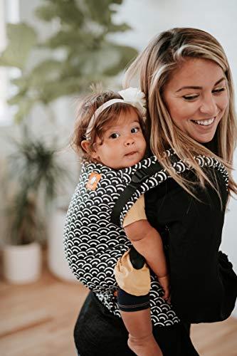 Tula - Zaino portabebè standard, per neonati (con cuscino riduttore fino a 7 kg) a 20 kg