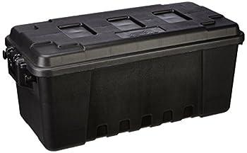Plano Storage Trunk - 68 Quart  1719  - Black  Medium