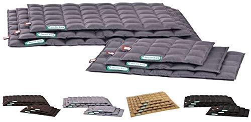 Doctor Bark Einlegedecke für Hundebetten, Kratzfest, Waschmaschinen und Trockner geeignet, waschbar bei 95°C, M in Grau