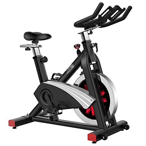 Home Magnetische Bediening Vliegwiel Spinningfiets Hometrainer Gym Indoor Sport Oefening Hometrainer Lichaamsvormende Apparatuur