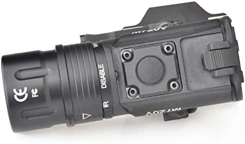 エレメント(ELEMENT)SF社M720VRAIDフラッシュライトタイプレプリカSF刻印【ストロボ機能+スイングレバーマウント】