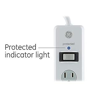 ارخص مكان يبيع GE Power Strip Surge Protector