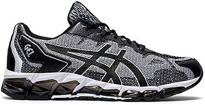 ASICS Men's Gel-Quantum 360 6 Shoes, 9M, White/Black