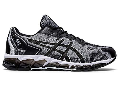 Asics Chaussures de sport Gel-Quantum 360 6 pour homme - Blanc - blanc/noir, 49 EU