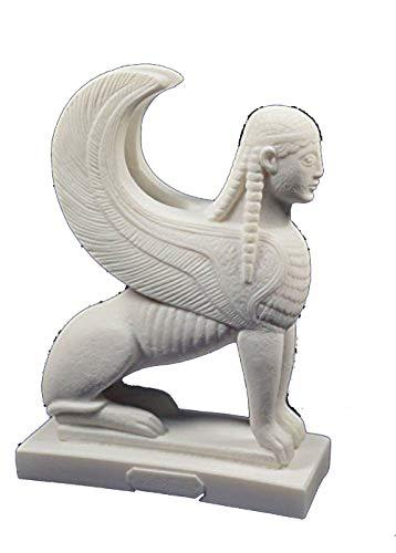 Esfinge Escultura Estatua mítica criatura de la antigua Grecia