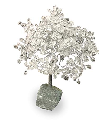 Arbol de la vida LAMARE (Cristal de Cuarzo, Pequeña)