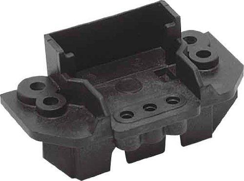 Hager Isolierstück UZ00Z2, schwarz, 65 x 80 x 40 mm