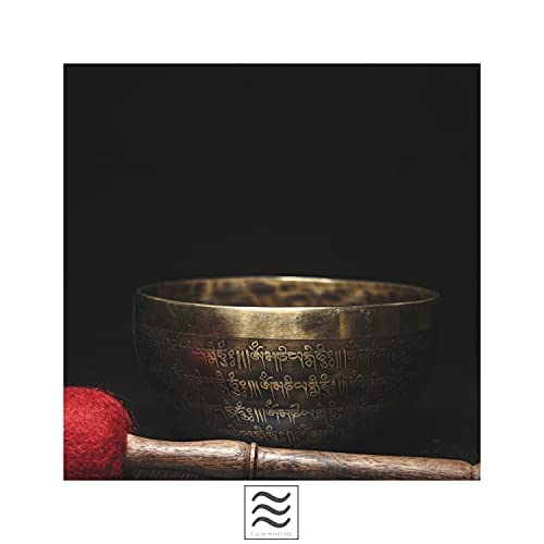Deep Relax and Rest with Tibetan Bowls