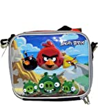 Angry Birds lunch bag lunch box 05433 Red