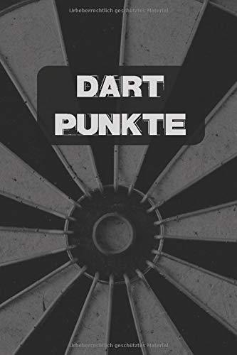 Dart Punkte: Spielmodus Crickets I Notieren von Punkten I Spielblock mit Dart Outs I Mit Freunden im Tunier oder Training I Score Punkte aufnehmen