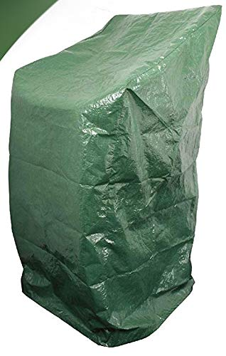 ADEPTNA Heavy Duty Patio Stacking Chair Cover – Protects your Chairs All Year Round from the Weather Dirt and Grime