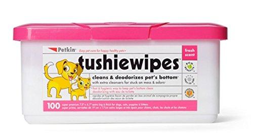 Duftendes Toilettenpapier für das Tier