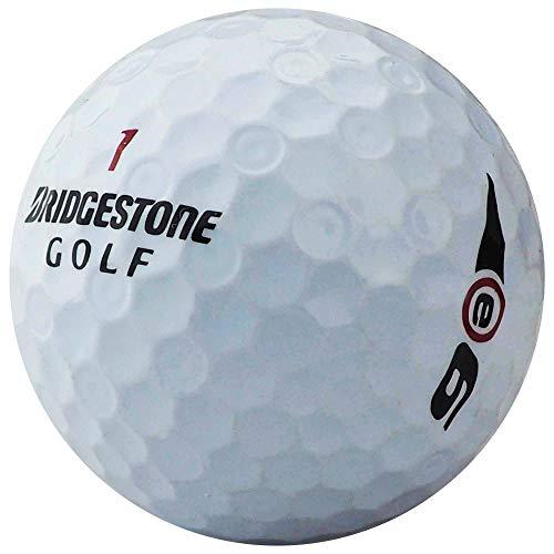 lbc-sports Bridgestone e6 Golfbälle - AAAA - AAA - Weiss - Lakeballs - gebrauchte Golfbälle (36 Bälle)