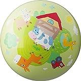 Haba - Farm World Ball für Babys, Mehrfarbig (306004)