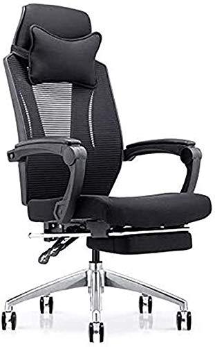 Seat, Bequeme Liege Mit Pedalen Bürostuhl Bürocomputern Stuhl, Büro-Boss Stuhl, Ergonomischen Gaming Drehstuhl