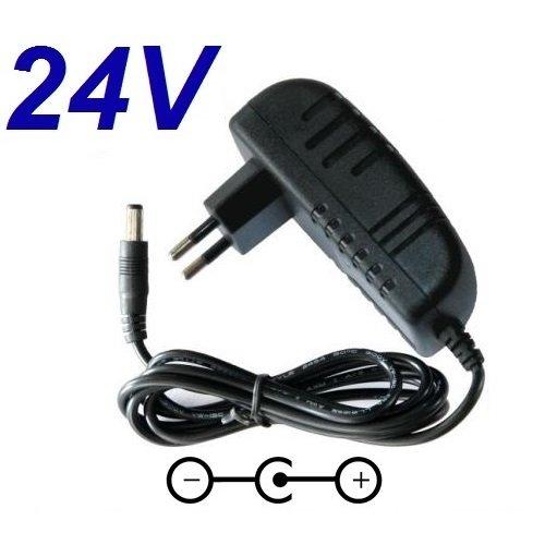 Cargador Corriente 24V Reemplazo Aspirador Hoover FREEJET 2 en 1 FJ180WV2-39400104 Recambio Replacement