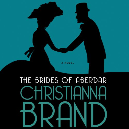 The Brides of Aberdar audiobook cover art