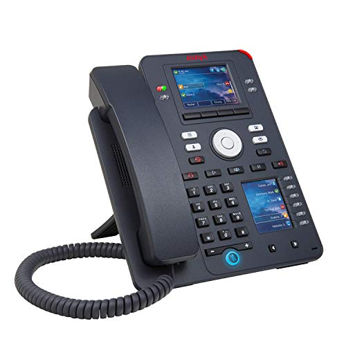 Avaya J159 Gigabit IP Phone 700512394 (PoE Support, Power Supply Not...