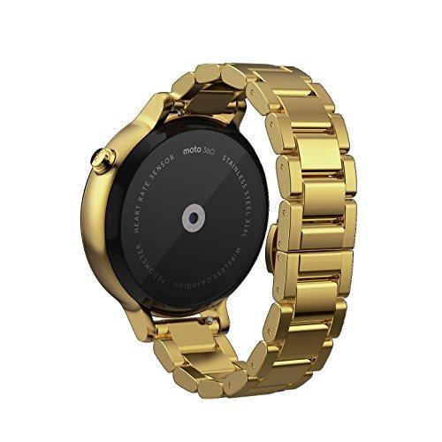 motorola Moto 360 2Gen Reloj Inteligente Oro LCD 3,48 cm (1.37 ...