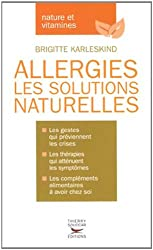 Allergies des solutions naturelles