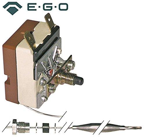 EGO 55.13542.100 Sicherheitsthermostat für Fritteuse MKN 1820301-00, 1820301-02, 1820301-01 1-polig Fühler ø 6x77mm 1NO 246°C