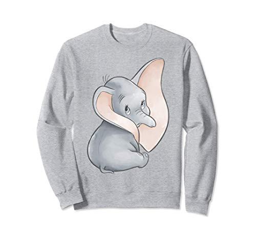 Disney Dumbo Simple Portrait Sudadera