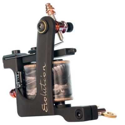 TATTOO SMALL-V SUNSKIN EVOLUTION MACHINE OLD BLACK - SHADER