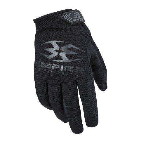 Empire Paintball BT Sniper THT Gloves, Black, Small/Medium