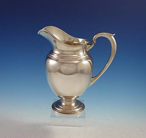 W&S Blackinton Sterling Silver Water Pitcher #1003 9 5/8