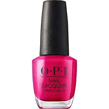 OPI Nail Lacquer Pompeii Purple Pink Nail Polish 0.5 fl oz