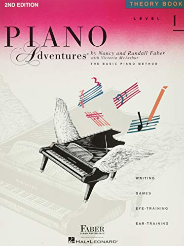 Level 1 - Theory Book: Piano Adventures