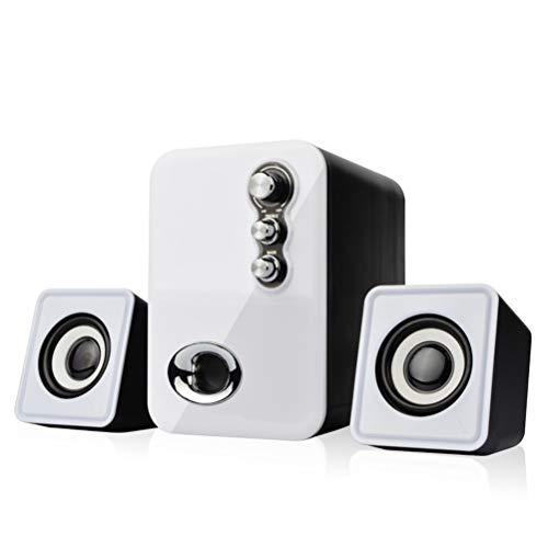Release Kabelgebundene Mini-Computerlautsprecher USB 2.0 Stereo Tragbarer...