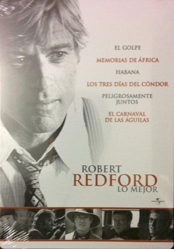 Pack Robert Redford Lo Mejor [DVD]