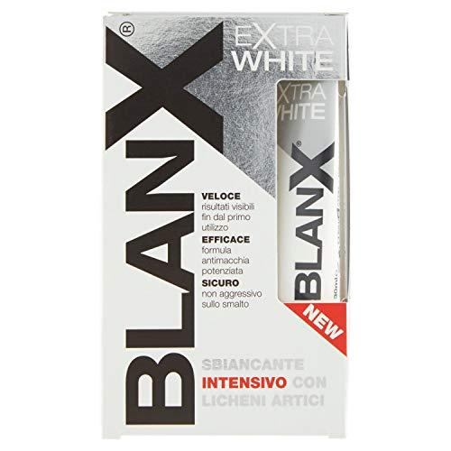 dentifricio blanx sbiancante naturale intensivo extrawhite 30 ml