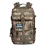 Triple Threat 3 Way Convertible Anti Theft Bag With Usb Port Backpack - Free Usb Cable (ARMY GREEN)